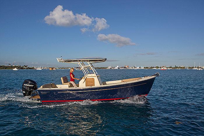 Vanquish Boats Executive Yacht Canada