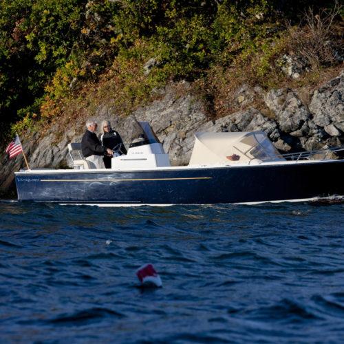 Vanquish boats; Newport, RI